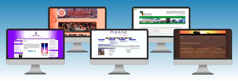 KJM Projects web & graphic design